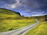 Fototapeta nieużytki - Moorland - Góry