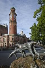 Clock Tower in Launceston, Tasmania, Australia