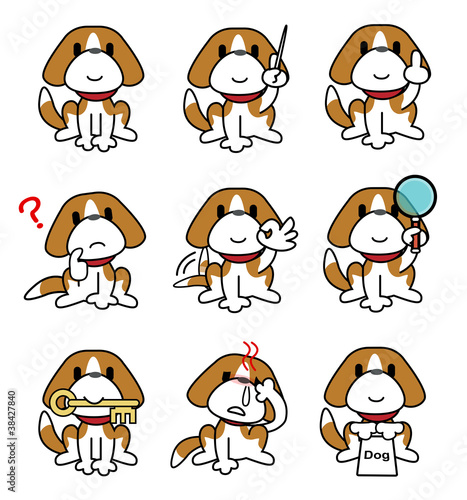Dog-set