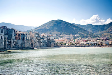 Old fishing town Cefalu