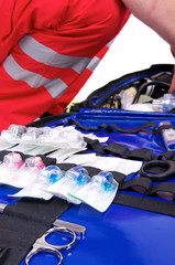 Rettungsrucksack Notarzt