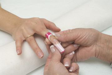 decorazione unghie mani