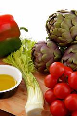 verdure a pinzimonio