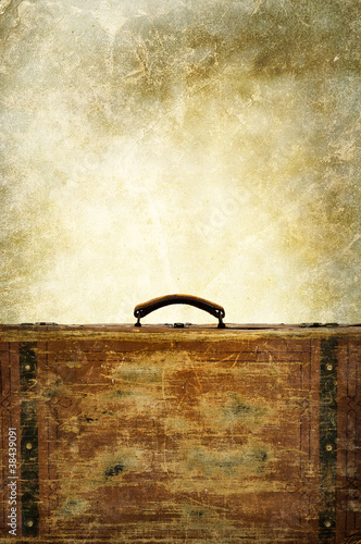 antique case texture
