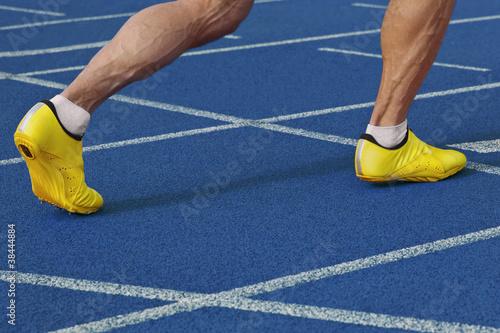 Sprinting start