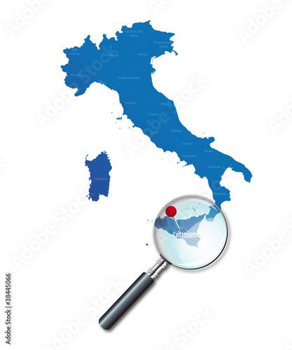 Caltanisetta - Sicile - Italie - Italia