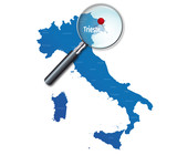 Trieste - Friuli-Venezia Giulia - Italie - Italia poster