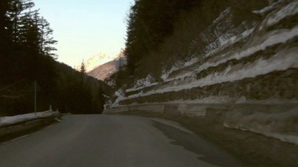 mountain road 02