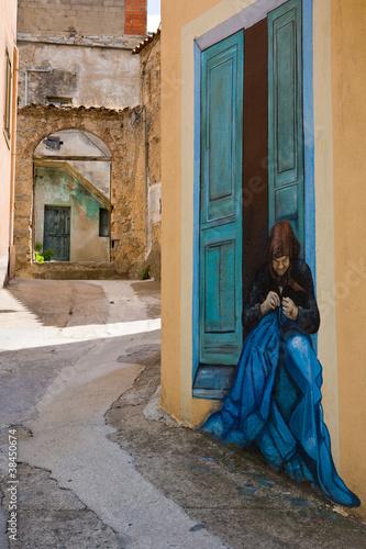 Orgosolo Murales Sardegna - 38450674