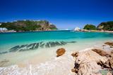 beach in Knysna, Western Cape, South Africa