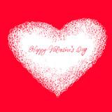 Valentine`s day symbol