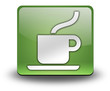 "Green 3D Effect Icon ""Coffee Shop"""