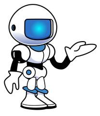 Simple robot-Guidance