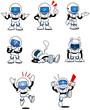 Simple robot-Set