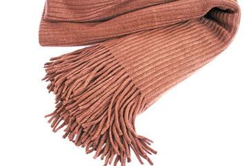 Brown scarf