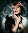 Beauty Portrait Marlene Dietrich Stil - Marlene 01