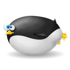 pinguino grasso