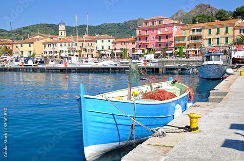 in Porto Azzurro auf der Insel Elba - 38462870