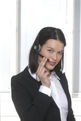 ragazza call center