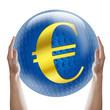 Euro Glaskugel