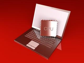 Laptop CPU