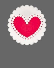 Pie-heart