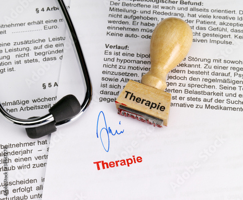 Therapieantrag