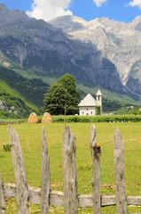 Prokletije mountains - Thethi