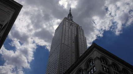 Empire State Building Timelapse