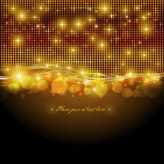 glimmer - diskothek gold
