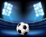 Fototapeta piłka nożna - piłka - Drużynowe