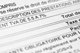 Augmentation de la TVA de 5,5 à 7% poster
