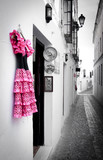 Fotoroleta Spanish Street