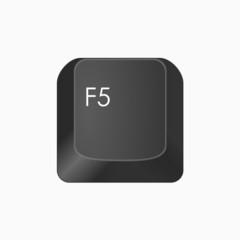 F5 - Keyboard Button