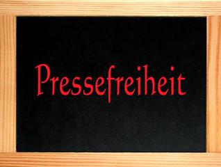 pressefreiheit, freie meinungsäußerung