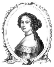 Lady arystokrata 17-szy