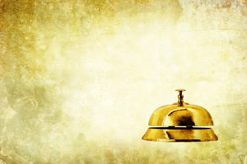 service bell background