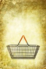 shopping poster