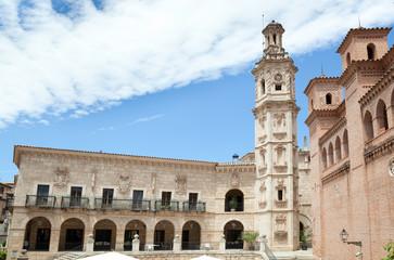 Santa Maria Palacio Diputacion - Pueblo Espanol