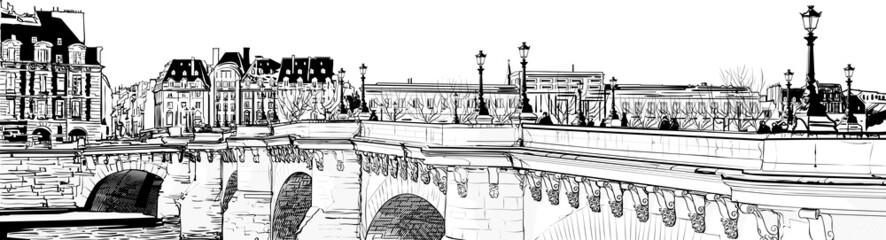 Paris - Pont neuf