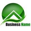 Home logo business (vector)