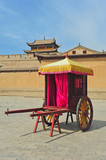 Traditional chinese carriage