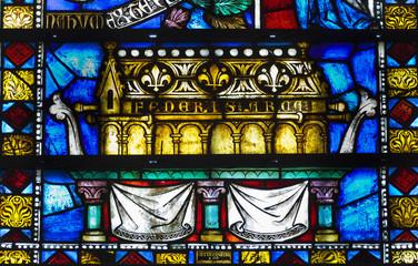 El Arca de la Alianza (Carcassonne,Francia)