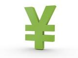 3d Icon Yen