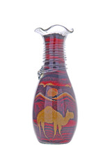 egypt sand bottle