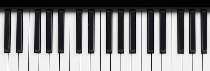 Piano fret keyboard