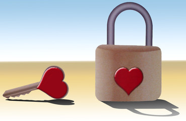 lucchetto del cuore 2
