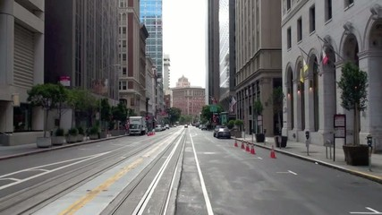 San Francisco Tram Ride