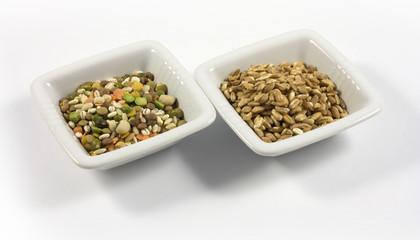 Farro, orzo e lenticchie