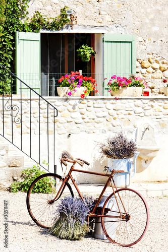 rower, Provence, Francja